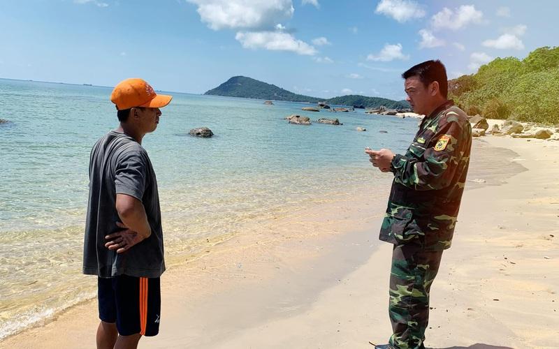 Kiên Giang: Bộ đội Biên phòng liên tục bắt giữ nhiều người nhập cảnh trái phép từ Campuchia