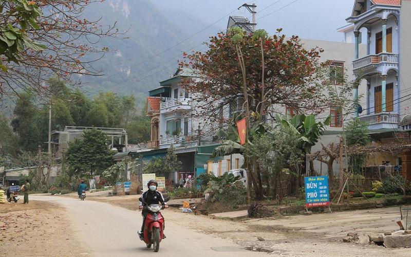 Nà Bó: Phát huy kết quả đạt được, xây dựng nông thôn mới nâng cao