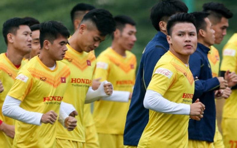 Lịch thi đấu vòng loại World Cup 2022: ĐT Việt Nam đá mấy giờ?