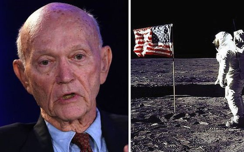 Huyền thoại Apollo 11, Michael Collins tuyên bố không muốn NASA quay trở lại Mặt trăng