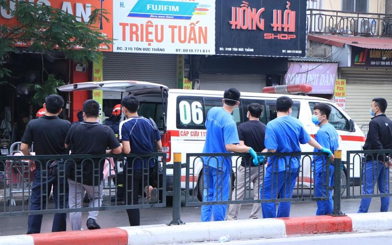 """Vụ cháy 4 người tử vong ở Hà Nội: Chủ tịch Chu Ngọc Anh chỉ đạo """"nóng"""""""