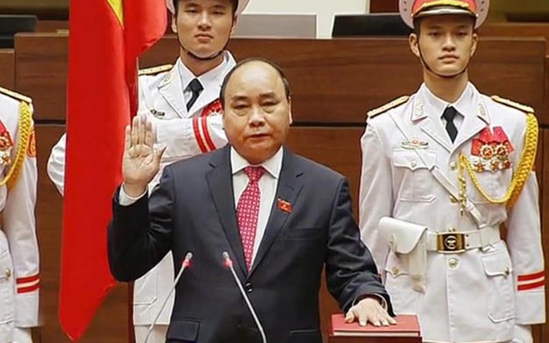 [TRỰC TIẾP] Lễ tuyên thệ nhậm chức của tân Chủ tịch nước