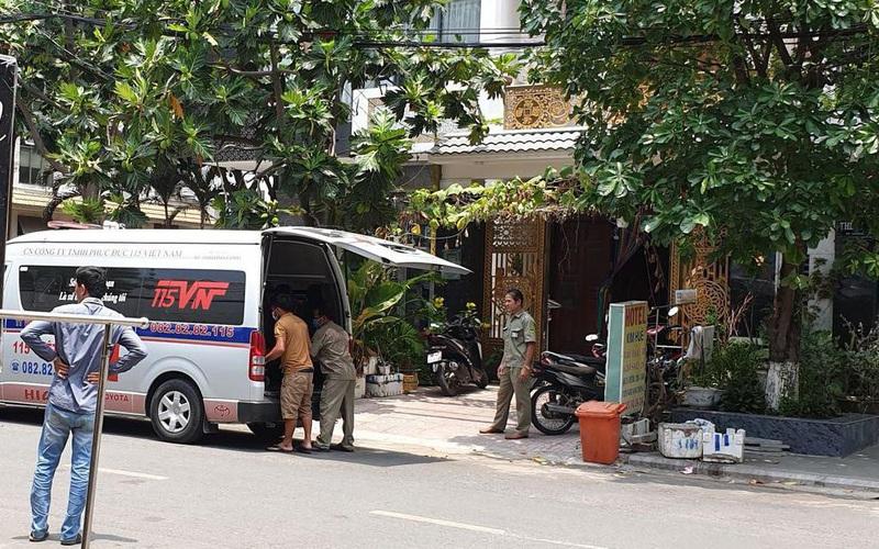 Nam thanh niên chết bất thường trong khách sạn TP.HCM