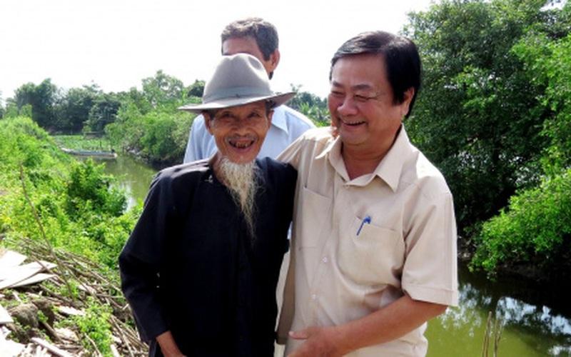 'Đơn hàng' cho Bộ trưởng Lê Minh Hoan