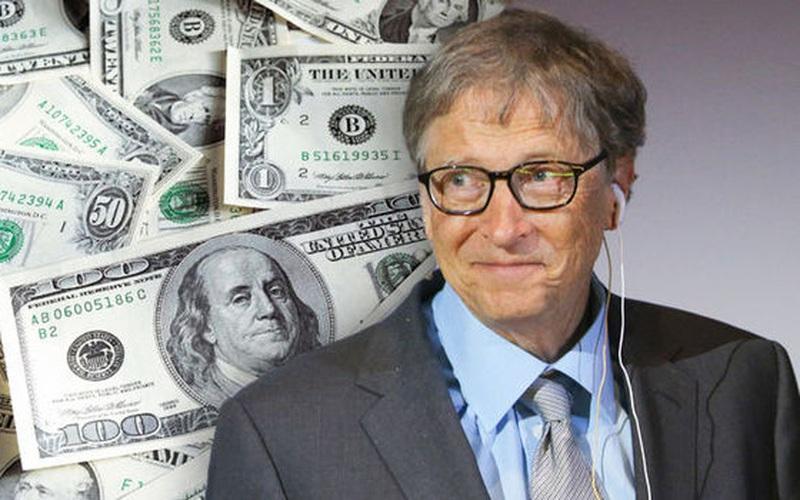 Trong suốt sự nghiệp của mình, tỷ phú Bill Gates kiếm được bao nhiêu tiền?