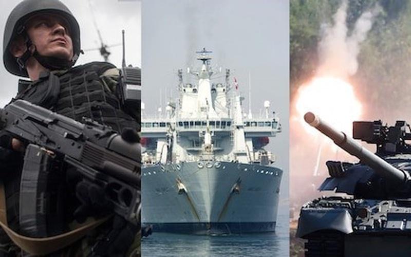 10 đội quân mạnh nhất thế giới 2021, Việt Nam bất ngờ là một trong các nước có số lượng xe tăng khủng