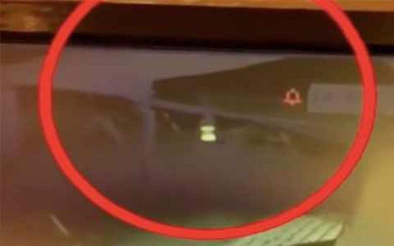 """Video """"quái dị"""" được ghi lại tại một quán rượu vùng quê gây xôn xao cộng đồng mạng"""