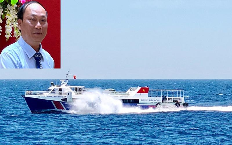 Quảng Ngãi: Cho phép tàu khách siêu tốc Sa Kỳ-Lý Sơn được hoạt động trở lại