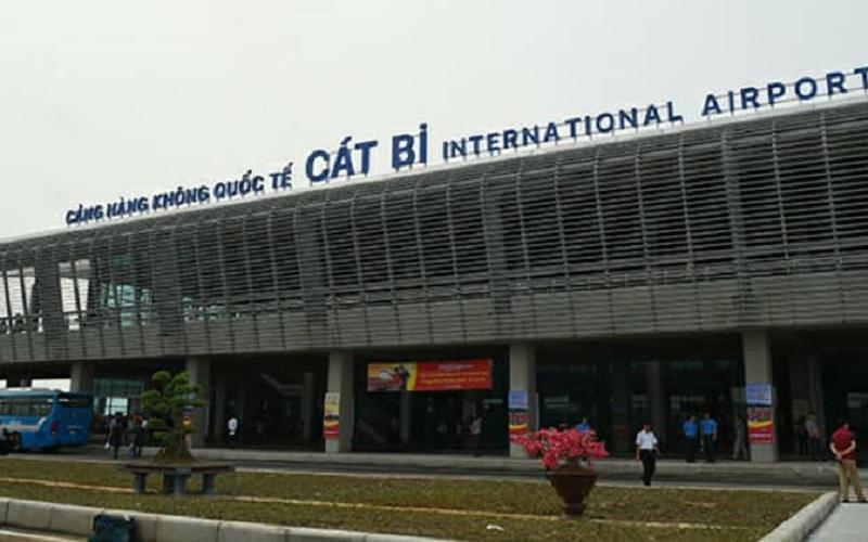 Hải Phòng: Không cách ly y tế tập trung hành khách xuống Cảng Hàng không quốc tế Cát Bi