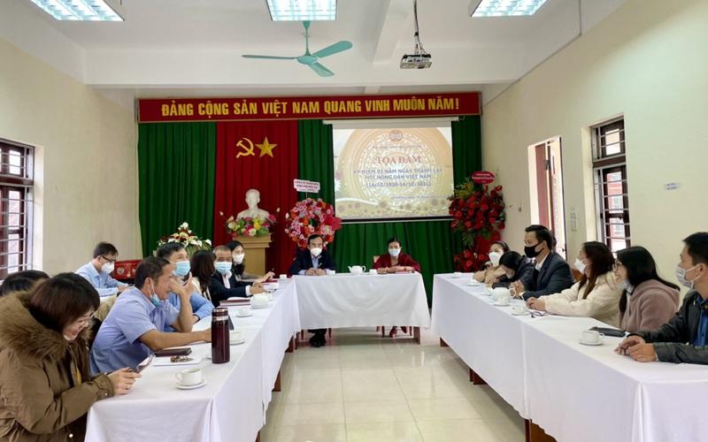 Hội Nông dân tỉnh Lâm Đồng: Tọa đàm kỷ niệm 91 năm thành lập Hội Nông dân Việt Nam