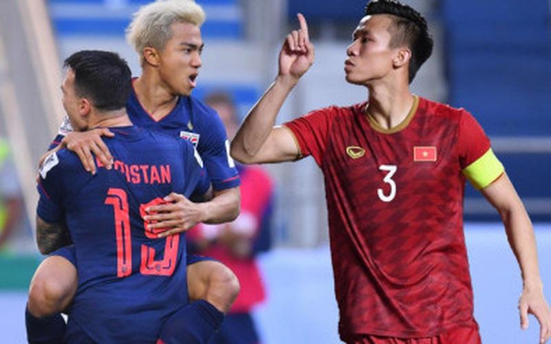 Vòng loại World Cup: 4 trận, ĐT Việt Nam ghi bàn gấp 4 lần Thái Lan