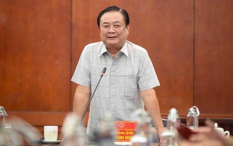 Bộ trưởng Lê Minh Hoan: Đầu tư cho hợp tác xã cũng giống như lót ổ để đàn chim sẻ sinh sôi