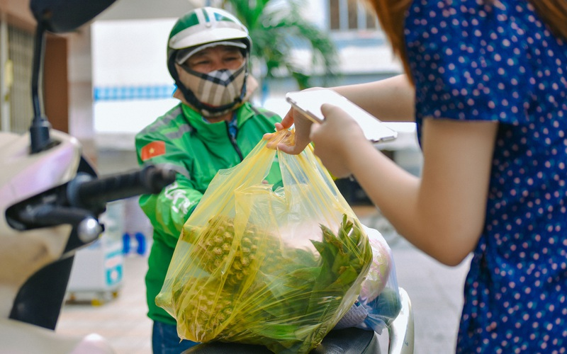 Grab đẩy mạnh dự án GrabConnect nhằm hỗ trợ tiêu thụ nông sản và hỗ trợ các đối tác SME