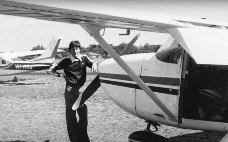 Phi công trẻ 20 tuổi mất tích bí ẩn và âm thanh kỳ lạ cuối cùng