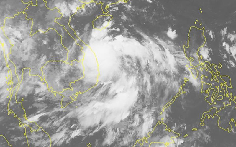 Không khí lạnh mạnh tăng cường kết hợp với bão/áp thấp nhiệt đới nên sẽ rất phức tạp