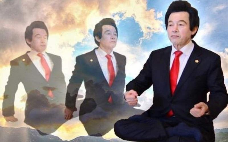 Ứng viên Tổng thống Hàn Quốc tự nhận có năng lực siêu nhiên cùng IQ lên đến 430