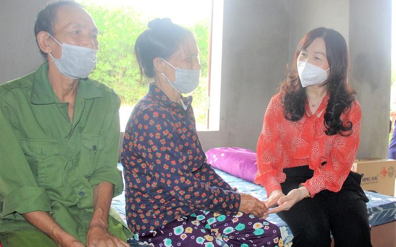 Hà Tĩnh: Hội Nông dân tỉnh hỗ trợ xây nhà cho hội viên chính sách và đặc biệt khó khăn