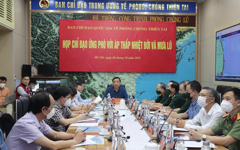 Dự báo mưa lớn từ Thừa Thiên Huế - Quảng Ngãi, có nơi lên đến 600mm/đợt