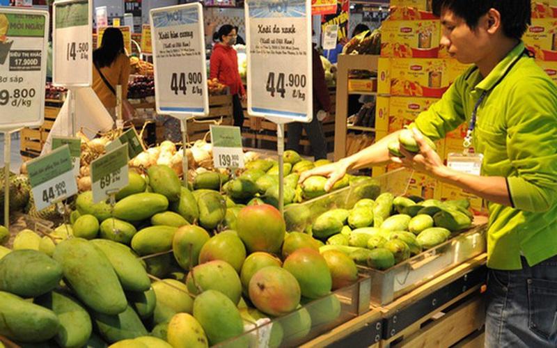 Xuất khẩu rau quả 4 tháng đầu năm đạt 1,35 tỷ USD