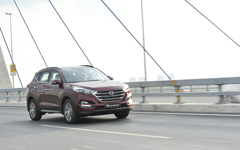 Hyundai Thành Công triệu hồi Tucson tại Việt Nam