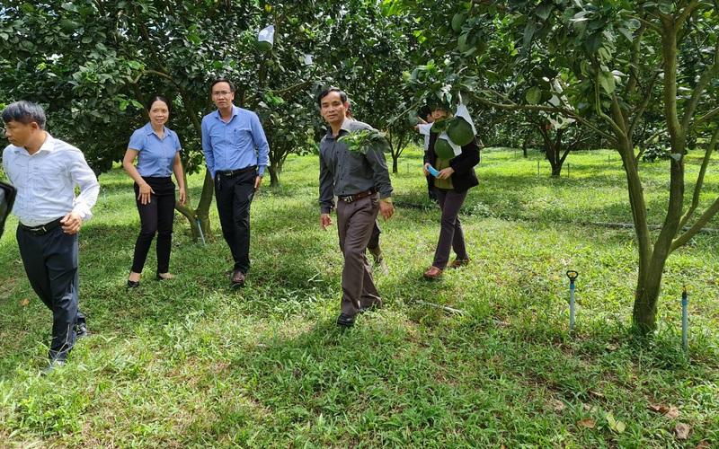 Tiếp xúc cử tri trước bầu cử đại biểu HĐND, Chủ tịch Hội ND và Giám đốc Sở NNPTNT tỉnh Lâm Đồng nói gì?