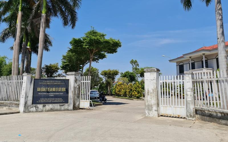 Quảng Nam: Sáp nhập Ban Quản lý dự án công nghiệp vào nơi đang khuyết giám đốc