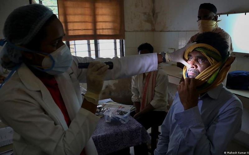 Tại sao những người mắc Covid-19 tại Ấn Độ lại có nguy cơ cao nhiễm nấm aspergillosis?