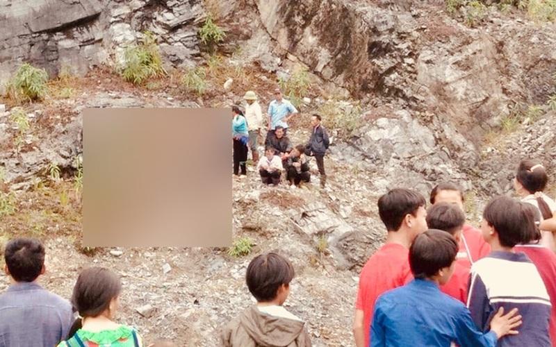 Bé gái 4 tuổi ở Lào Cai rơi từ đỉnh núi cao 70m xuống tử vong thương tâm