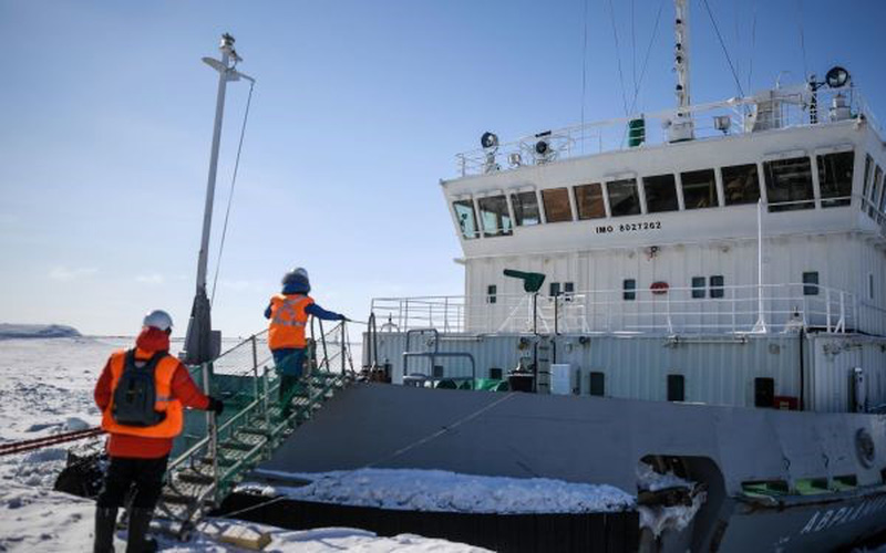 Putin tuyên bố Nga sẽ tiếp tục phát triển hạm đội tàu phá băng mạnh nhất thế giới