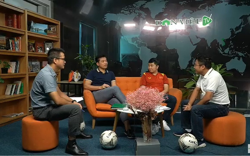 Giao lưu trực tuyến: Tất cả dành cho lượt trận cuối gặp UAE