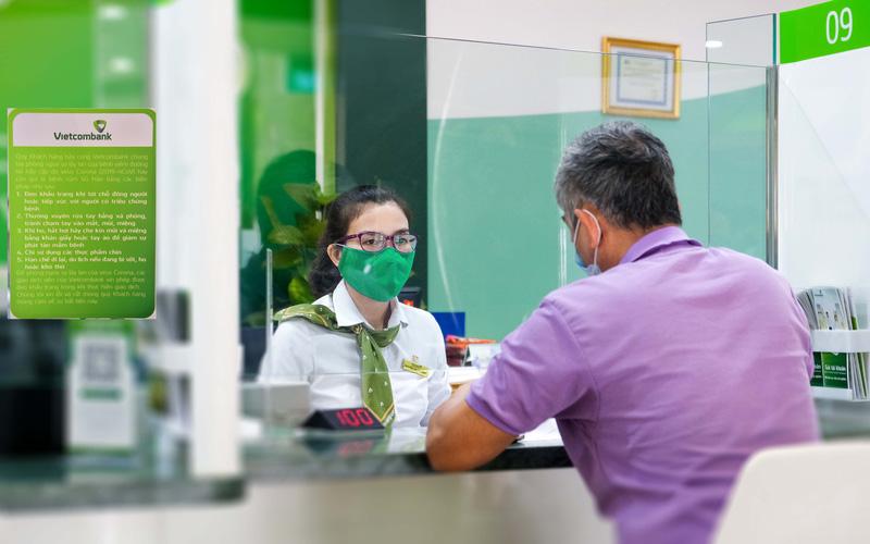 """Vietcombank cùng Ngành Ngân hàng quyết liệt hiện thực hóa """"mục tiêu kép"""""""