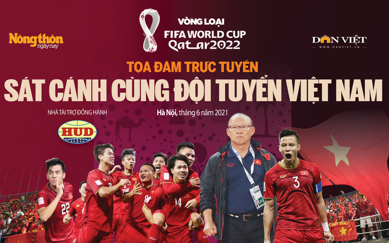 GIAO LƯU TRỰC TUYẾN: ĐT Việt Nam 99% đi tiếp!