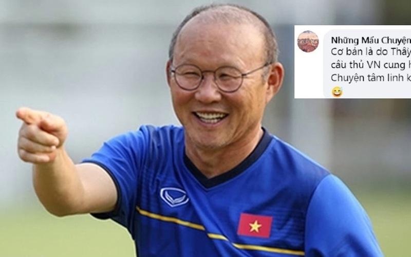 """CĐV Việt Nam """"phì cười"""" về thông tin HLV Park dẫn dắt ĐT Ấn Độ"""