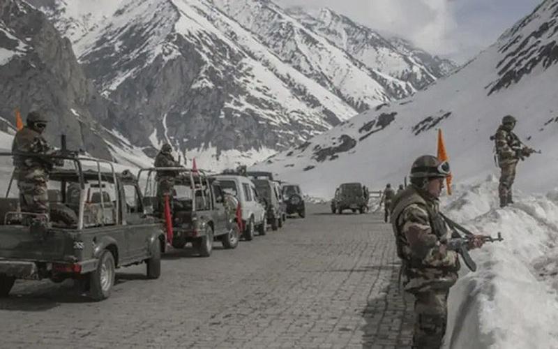 Ấn Độ bất ngờ có động thái quân sự lớn chưa từng thấy tại biên giới với Trung Quốc