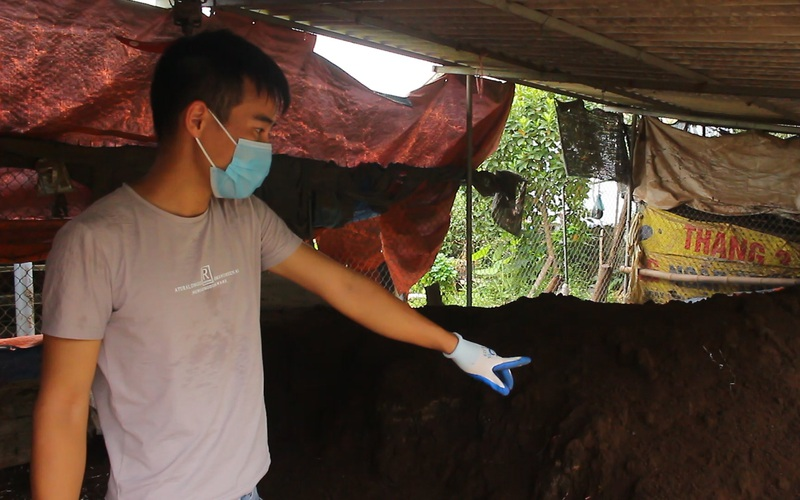 Sở hữu tới 20 đại lý phân trùn quế, sau 4 năm, nam thanh niên Hà Nội khởi nghiệp thành công