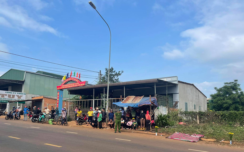Đắk Lắk: Một nam sinh lớp 9 tử vong bên vệ đường