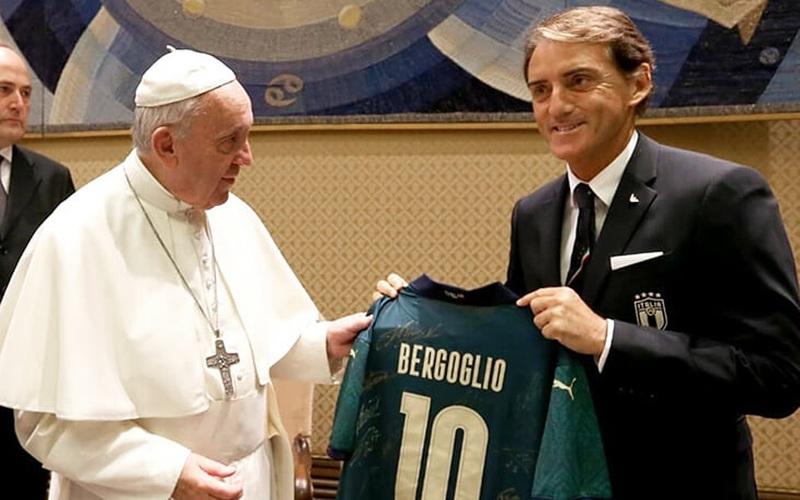 Chân dung tự bạch của Roberto Mancini – HLV trưởng ĐT Italia