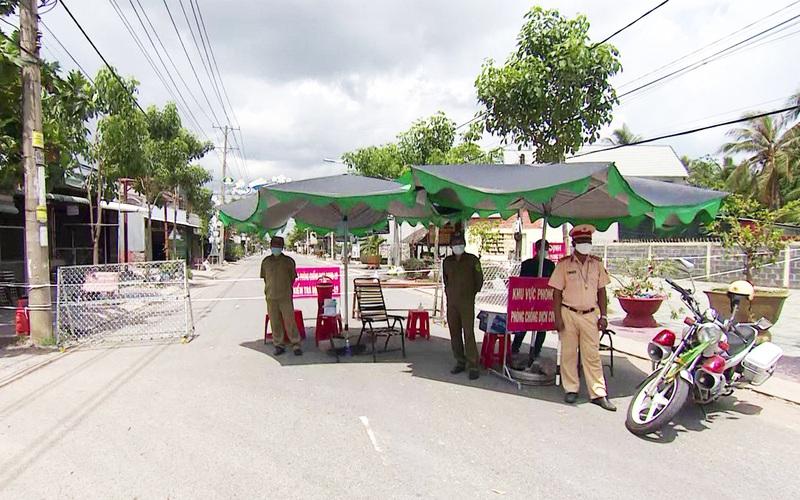 Thiếu trách nhiệm phòng chống dịch Covid-19, một lãnh đạo Trung tâm y tế Trà Vinh bị tạm đình chỉ công tác
