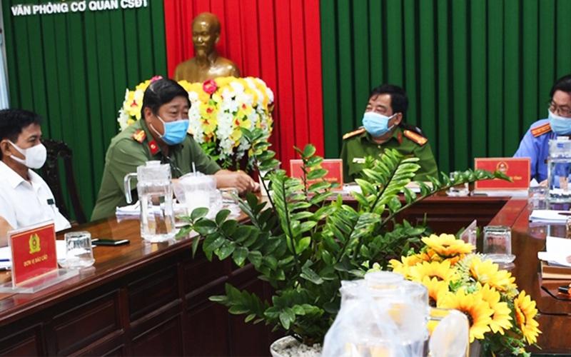 Trà Vinh: Khởi tố vụ án hình sự làm lây lan dịch Covid-19 tại huyện Tiểu Cần