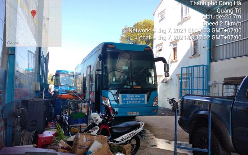 Vượt chốt kiểm dịch, chở khách từ TP.HCM về Quảng Trị: Chủ xe Tân Quang Dũng bị xử phạt