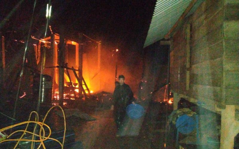 Quảng Trị: Cháy nhà vì nấu ăn xong dập lửa không hết, cô gái 20 tuổi tử vong