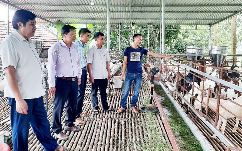 Bắc Giang: Mô hình mới giúp hội viên Yên Thế thoát nghèo