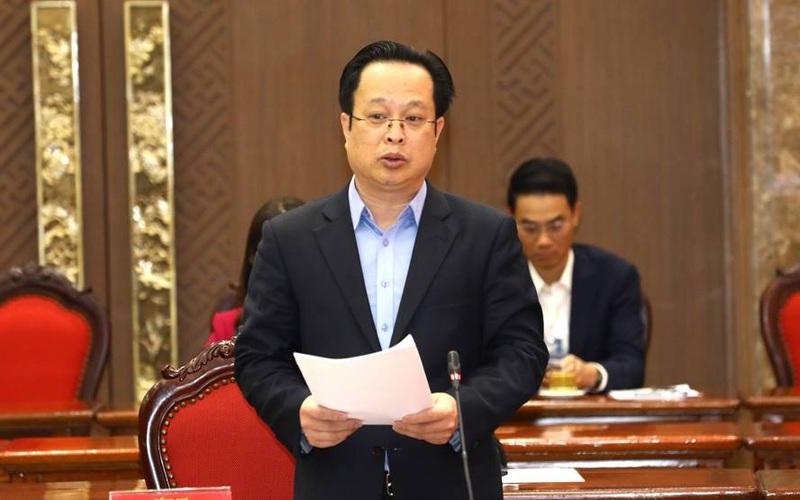 Sở Giáo dục - Đào tạo Hà Nội có Giám đốc mới