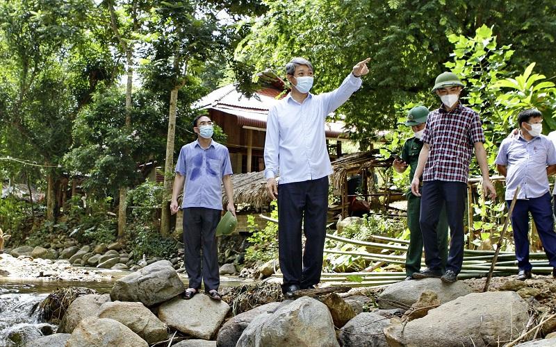 Phòng chống bão Côn Sơn ở Thanh Hóa: Đảm bảo thực phẩm cho người dân tối thiểu 8 ngày, hạn chế sơ tán tập trung