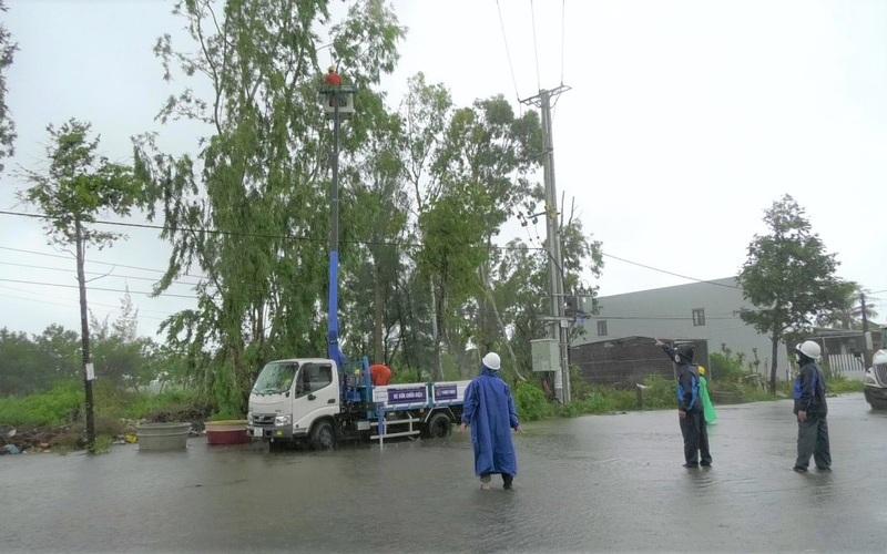 PC Quảng Nam chủ động ứng phó với bão số 5