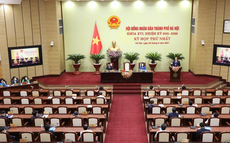 Hà Nội ra thông báo mới: Tiếp tục lùi thời gian tổ chức Kỳ họp thứ 2 HĐND TP