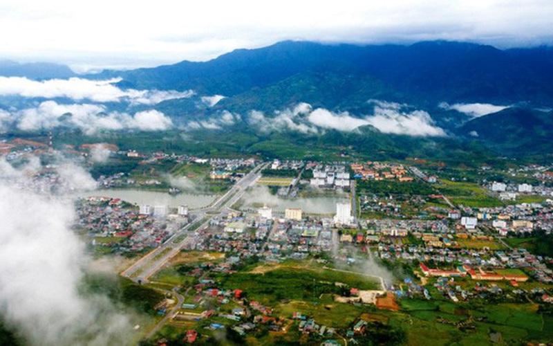 """Him Lam vẫn """"chắc chân"""" làm dự án Khu đô thị thiên đường Mắc Ca ở Lai Châu"""