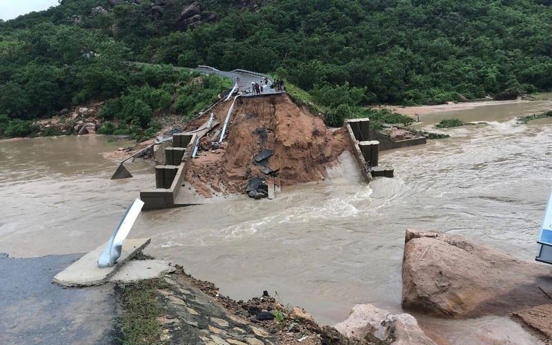 Cảnh báo lũ quét và sạt lở đất trên các sông từ Thanh Hoá đến Thừa Thiên Huế