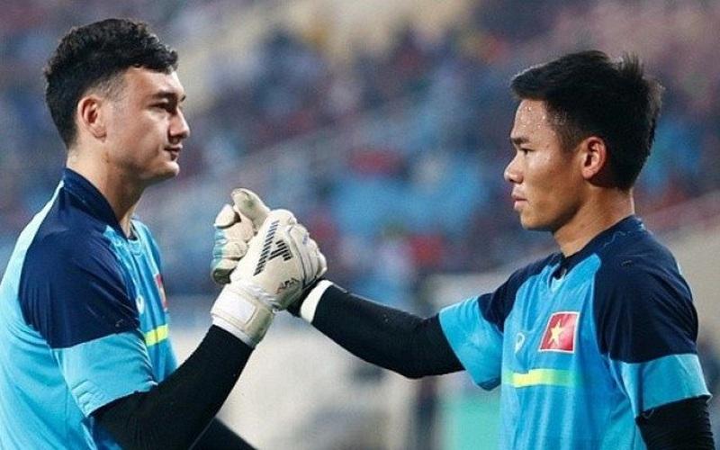 HLV Park Hang-seo triệu tập gấp thủ môn của CLB Viettel