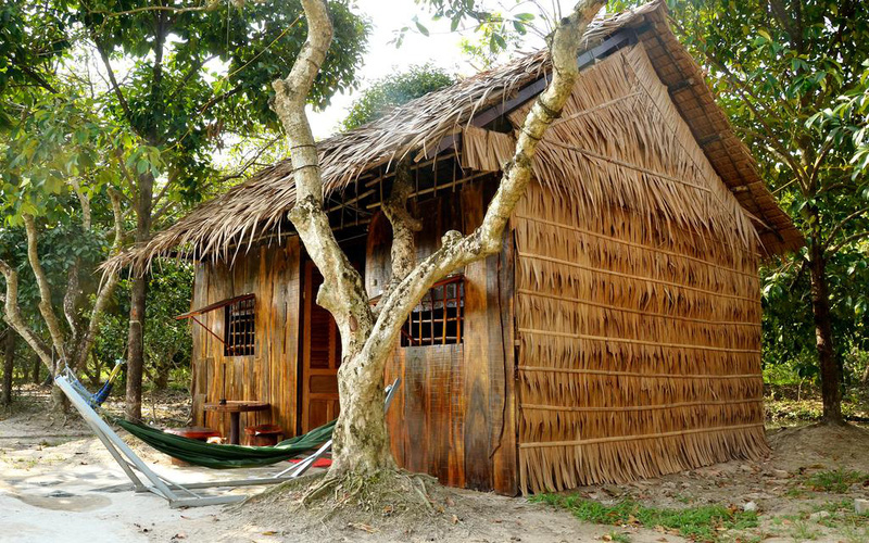 Nhà lá chằm - Nét văn hóa cư trú của người miền Tây
